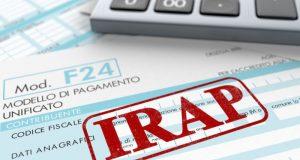 Imprenditori: corsa al rimborso IRAP