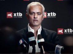 xtb partnership mourinho