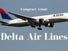 comprare azioni Delta Air Lines